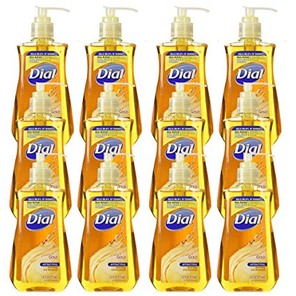 Dial Gold With Moisturizer Antibacterial Hand Soap 7 5 Oz